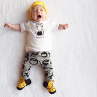 New summer 2016 baby boys romper baby girls clothes  cotton short sleeve t-shirt+pants newborn  baby clothing