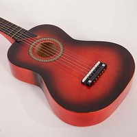 "25"" Toys Childrens Acoustic Guitar & Pick & Strings"