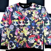 SWEET LORD O'MIGHTY! CARTOON NETWORK SWEATER