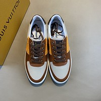 lv louis vuitton womans mens 2020 new fashion casual shoes sneaker sport running shoes 228
