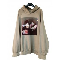 Indie Designs Custom Made Raf Simons AW03 New Order Power Corruption and Lies Hoodie