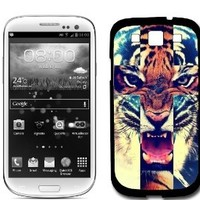 Generic MC0100 Cell Phone Case for Samsung Galaxy S3 SIII i9300 - Non-Retail Packaging - Multi