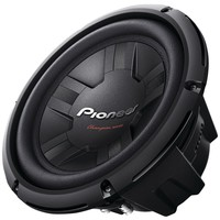 "Pioneer Champion Series 10"" 1200-watt 4ohm Subwoofer (dual Voice Coil)"
