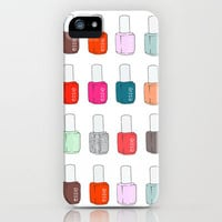 Nailed It iPhone Case by Tyler Feder | Society6