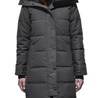 CANADA GOOSE new winter Women parka jacket/Black mark
