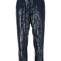 P.A.R.O.S.H. 'Yumad' sequined trousers