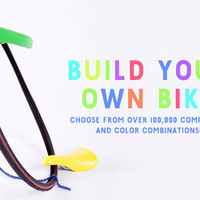 Build Your Own Bike - Urban Outfitters
