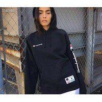 champion x Supreme Women Hot Hoodie Cute Sweater