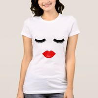 Lips and Lashes T-Shirt