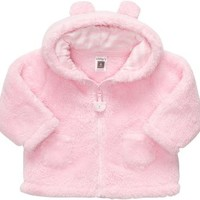 Carter's Baby Girl's Sherpa Jacket