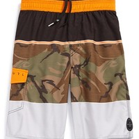 Boy's Rip Curl 'Sections' Volley Shorts