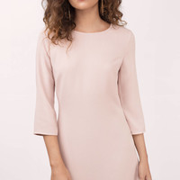 Think Of You Shift Dress