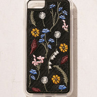 Zero Gravity Gather Embroidered iPhone 7 Case - Urban Outfitters