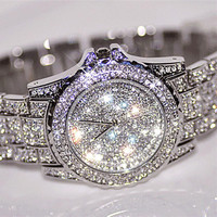 Fashion Women's Diamond Watch