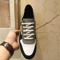 Fendi Men Casual Shoes fashionable casual leather Sneakers Shoes