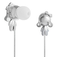 Harajuku Lovers Space Age In-Ear Headphones from Monster®