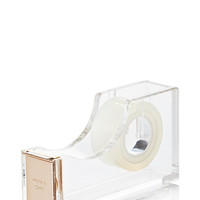 Kate Spade Strike Gold Tape Dispenser Gold ONE