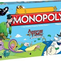 Adventure Time Monopoly - Adventure Time - Pop Culture - Home & Gifts