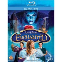 Enchanted (2 Discs) (Blu-ray/DVD) (Widescreen)