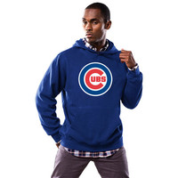 Men's Majestic Royal Chicago Cubs Scoring Position Hoodie