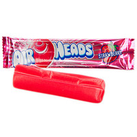 AirHeads Taffy Candy Bars - Strawberry: 36-Piece Box