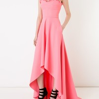 "Greta Constantine Strapless Fishtail Gown - Etoile ""la Boutique"" - Farfetch.com"