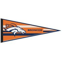 Denver Broncos NFL Classic Pennant (12in x 30in)