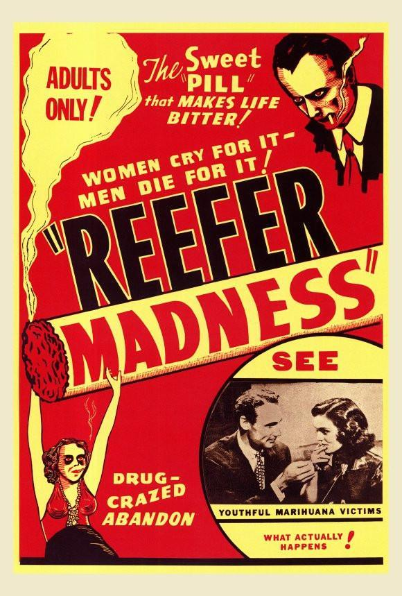 Image of Reefer Madness 27x40 Movie Poster (1938)
