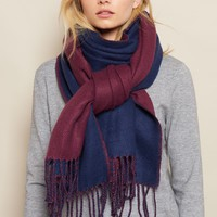 Solid Rectangle Scarf
