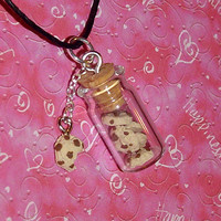 Who Stole a Cookie from the Cookie Jar - Charm Necklace