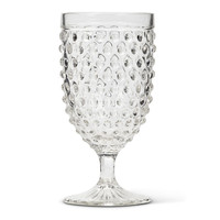 Hobnail All-Purpose Glasses, Set of 4, Assorted Sets of Everyday Glasses