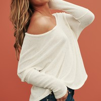 Fun-Fetti Top (Cream)