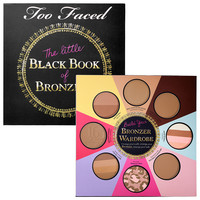 "Too Faced Little Black Book Of Bronzers (Dimension: 11.3"" x 0.81"" x 11.4"")"