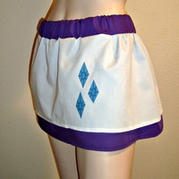 SALE Rarity My Little Pony Skirt Cosplay Costume