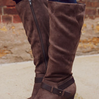 Per-Suede Me Boot