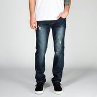 Rsq London Mens Destructed Skinny Jeans Vintage Medium  In Sizes
