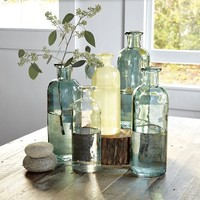 Recycled-Glass Jugs