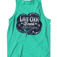 Live Oak Cotton Badge