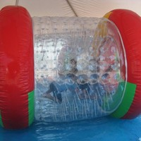 Commercial Inflatable Walking on Water Roller Toy Pool Hamster Ball Tentandtable