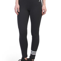 3 Stripe Stretch Leggings - Leggings & Pants - T.J.Maxx