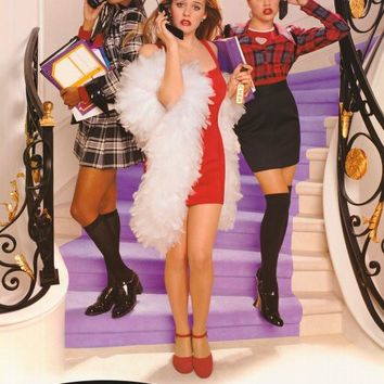 Clueless 27x40 Movie Poster (1995)