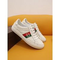 Gucci 2021Men Fashion Boots fashionable Casual leather Breathable Sneakers Running Shoes06130wk