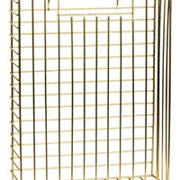 Metal magazine rack - Gold - Home All | H&M GB