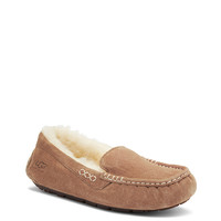 Ansley Suede Moccasin