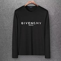 Givenchy Women Scoop Neck Long Sleeve Pullover Top