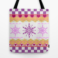 aztec #3 neve Tote Bag by Emiliano Morciano (Ateyo)