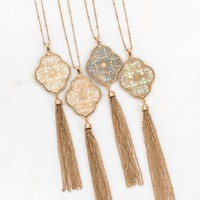 Never Afraid To Dream Necklace-Multiple Options
