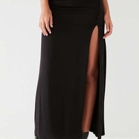 UO Talisa Maxi Skirt   Urban Outfitters