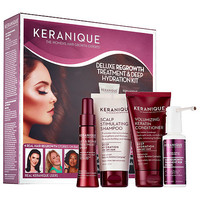 Deluxe Regrowth Treatment & Deep Hydration Kit - Keranique | Sephora