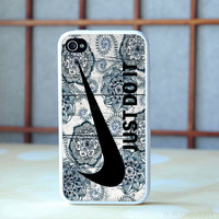 Just Do it Nike iPhone 6 6s Plus case, iPhone 5s 5c 4s Cases, Samsung Galaxy Case, iPod case, HTC case, Sony Xperia case, LG case, Nexus case, iPad cases, Case